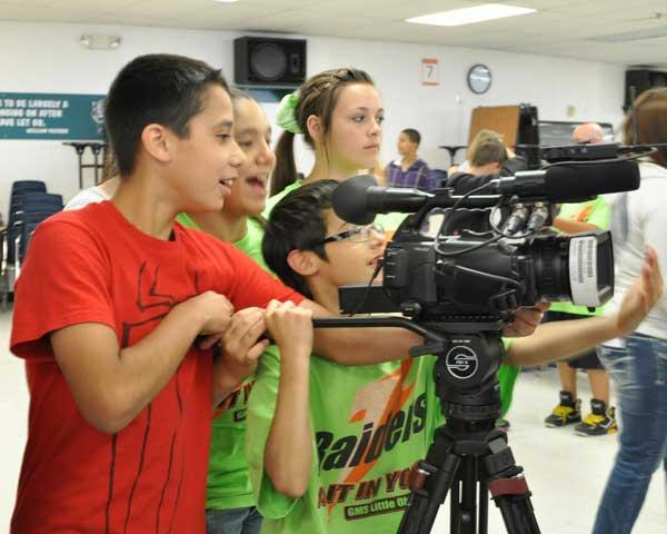 Students-Camera